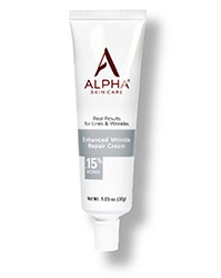 Alpha Skin Care Enhanced Wrinkle Repair Cream tube