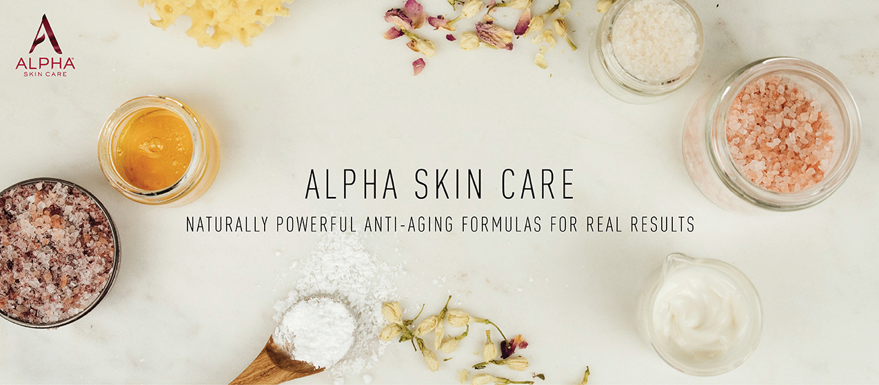 The Alpha Skin Care vibrant pragmatist