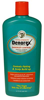 Denorex Extra Strength bottle